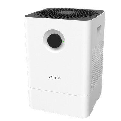 Boneco W200 Luftbefeuchter in Weiß Schwarz (Räume bis 50qm) für 179€ (statt 205€)