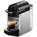 DeLonghi Nespresso Pixie-Kapselmaschine EN124S für 74,99€ (statt 85€) + 100€ Kapseln gratis
