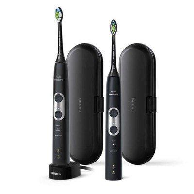 Doppelpack PHILIPS Sonicare Schallzahnbürste Protective Clean HX6870/34 für 129,99€ (statt 200€)