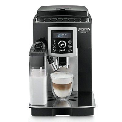 De'Longhi Kaffeevollautomat ECAM 23.463B mit LatteCrema System für 476,16€ (statt 599€)