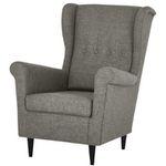 """Smart Ohren-Sessel """"Hubertine"""" gepolstert mit Wellenunterfederung für 114,56€ (statt 179€)"""