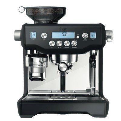 Sage Appliances SES980 Espresso Maschine The Oracle in Black Truffle für nur 1.399€ (statt 1.631€)