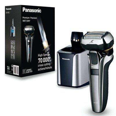 Panasonic ES LV9Q Nass /Trockenrasierer mit Reinigungsstation für 208,07€ (statt 255€)