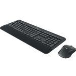 Logitech MK545 Advanced kabellose Tastatur & Maus für 44€ (statt 61€)