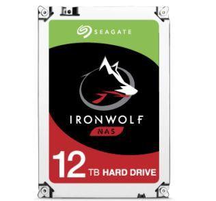 Seagate IronWolf   interne 12TB Festplatte für 339,90€ (statt 367€)