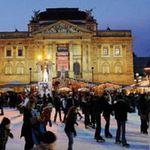 Dienstags gratis in Wiesbaden und Hofheim Schlittschuh laufen + 5€ Schlittschuhausleihe