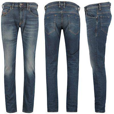 Diesel Herren Jeans Thommer 084AU für 79,91€ (statt 133€)