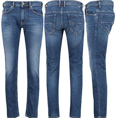 Diesel Herren Jeans Thommer 0870F Slim Skinny Fit für 79,92€ (statt 149€)