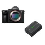 SONY Alpha 7 M3 Body (ILCE-7M3) Systemkamera + 400€ Geschenk-Coupon + Sony NP-FZ100 Akku für 1.949€ (statt 1.960€)