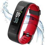 Vigorun Fitnesstracker mit Herzfrequenzmonitor & mehr für 9,99€ – Prime