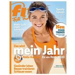 6x FIT FOR FUN 21,60€ + Prämie: 15€ Scheck
