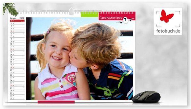 Fotobuch Magazin: Gratis Fotokalender für Neukunden + Versandkosten