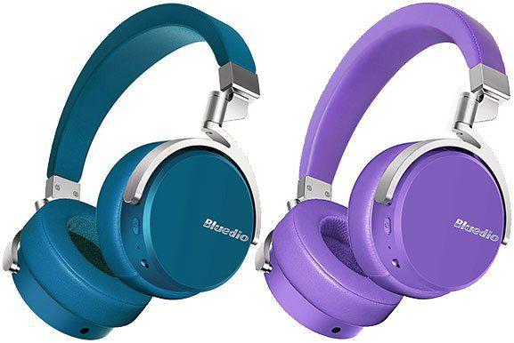 Vorbei! Bluedio Vinyl BT 4.1 OverEar Kopfhörer für 11,99€ (statt 20€)