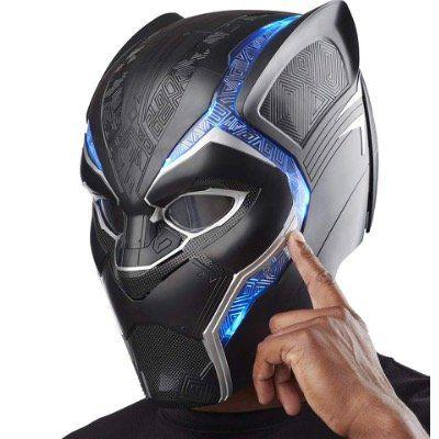 Hasbro Black Panther Marvel Legends Helm für Erwachsene in Schwarz für 47,46€ (statt 98€)