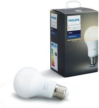 PHILIPS 44957800 Hue Ersatzlampe in Weiß für 12€ (statt 18€)