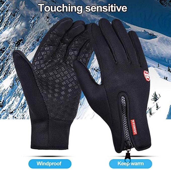 Explopur Herren Sporthandschuh Touchscreen Unterstützung Größe L für 4,80€ (statt 12€)