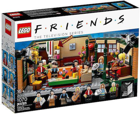 Lego Ideas – Friends Central Perk Café (21319) für 49,49€ (statt 63€)