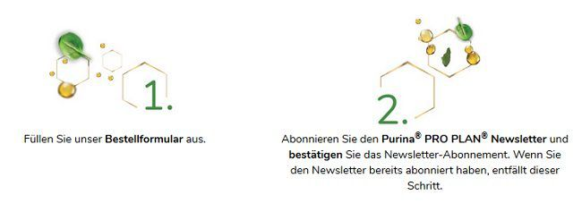 Bis zu 15€ für Nature elements Produkte von Purina sichern