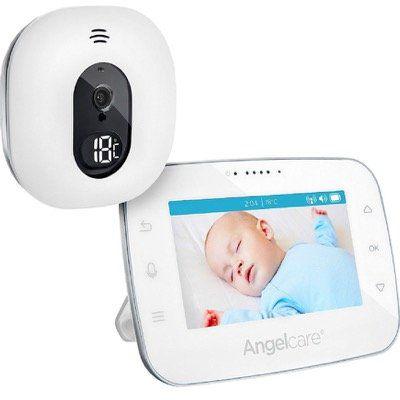 """Angelcare Babyphone AC310 D mit Video Überwachung und einem 4,3"""" LCD Display für 89,99€ (statt 155€)"""