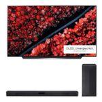 LG OLED55C97LA OLED UHD Fernseher ab 1.399€ + LG Soundbar (statt 1.639€)