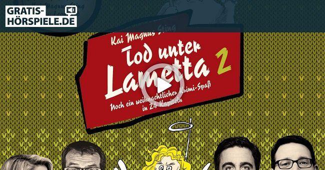 Kostenlose Hörgeschichte: Tod unter Lametta 2 als MP3 herunterladen