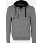 "FILA Sportsweatjacke ""Willi"" in Grau noch in S bis L für 27,96€ (vorher 70€)"