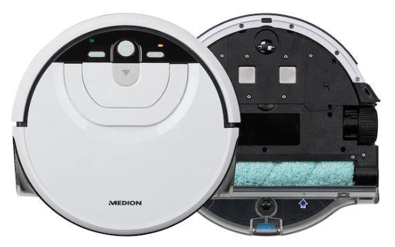 Medion Wischroboter MD18379 für vollautomatische Nassreinigung ab 189,95€ (statt 244€)
