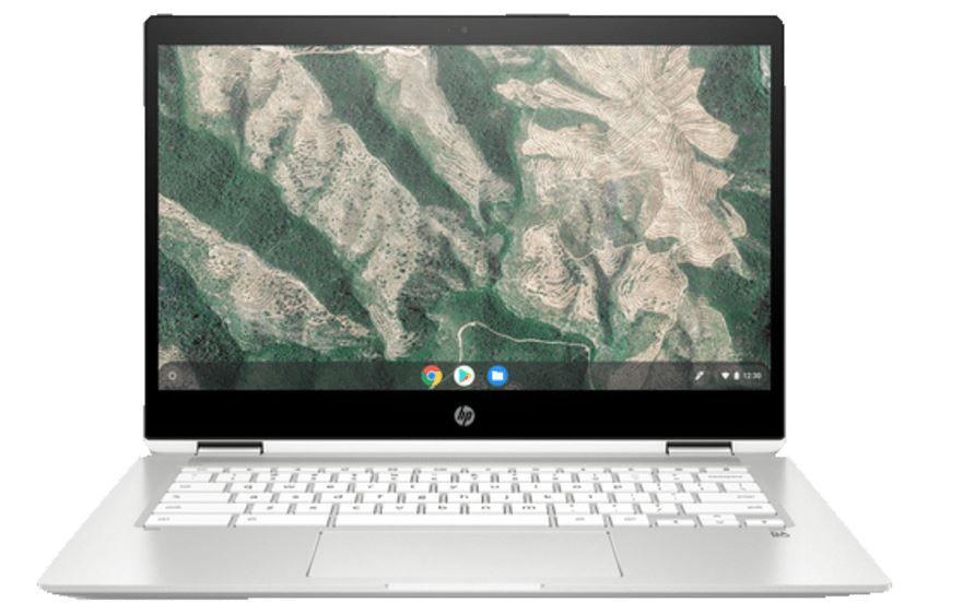 HP Chromebook x360 14 IPS FHD Chrome Convertible für 299€ (statt 434€(