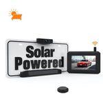 BOSCAM SunGo Solar-Rückfahrkamera Set ohne Verkabelung und IP68 Wasserdicht für 88,19€ (statt 126€)