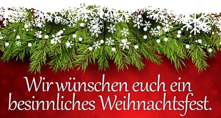 🎅🏻✨ Frohe Weihnachten & besinnliche Feiertage wünscht das Mein Deal.com Team ✨🎅🏻