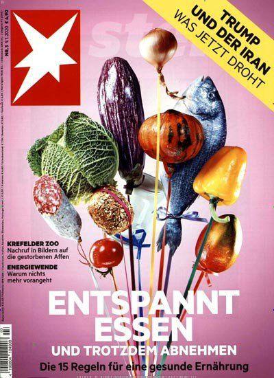 Jahresabo Stern mit 52 Ausgaben für 254,80€   als Prämie z.B. 215€ Amazon Gutschein