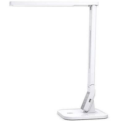 TaoTronics TT DL02 LED Tischlampe mit 4 Modi, 5 Stufen & USB Port für 25,99€ (statt 33€)