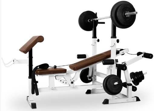 Klarfit Workout Hero 3000 Kraftstation für 143,99€ (statt 180€)