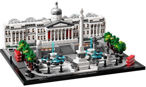 LEGO Architecture   21045 Trafalgar Square für 39,99€ (statt 53€)