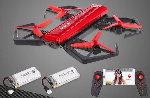 GoolRC T33 FPV Mini Drohne mit 720p für 17,99€   aus DE