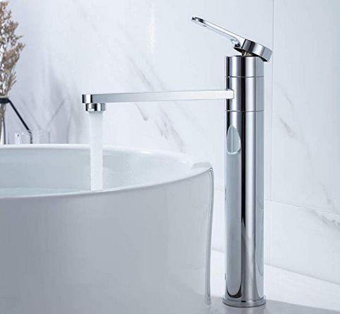 Umi CZ419001UMI   hoher Wasserhahn aus Messing für 48,99€ (statt 79€)