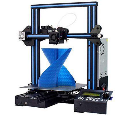 Geeetech A10 3D Drucker (220×220×260mm) für 151,03€   aus DE