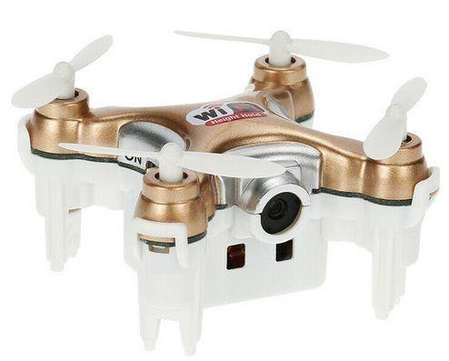 Cheerson CX 10WD TX 6 Achsen Mini FPV Drohne für 23,99€   aus DE