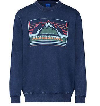 Jack & Jones Sweatshirt Bergprint für 12,56€ (statt 43€)