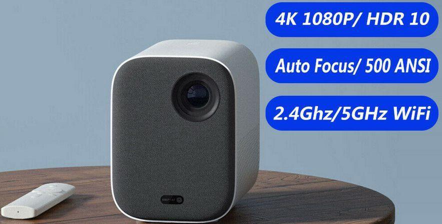 Xiaomi Mijia Projector   FullHD LED Beamer mit 500 ANSI für 389,89€   aus DE