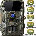 16MP Wildkamera mit 1080p & Nachtsicht auf 20m für 59€ (statt 84€)