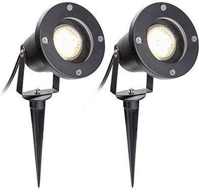 30% Rabatt auf LED Gartenlampen mit Erdspieß z.B. 2er Pack für 14,69€ (statt 21€)