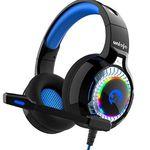 UNIOJO Gaming Headset für PC oder PS4 für 12€ (statt 30€)