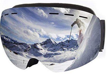 Tarent Skibrille mit UV Schutz für 15,50€ (statt 26€)