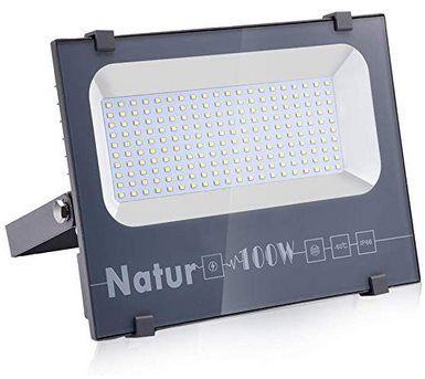 Natur 100W LED Außenstrahler für 26,39€ (statt 44€)