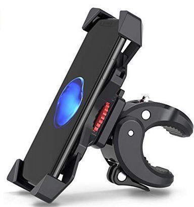 FLYLINA SP06003 Fahrrad Handyhalterung für 8,69€   Prime