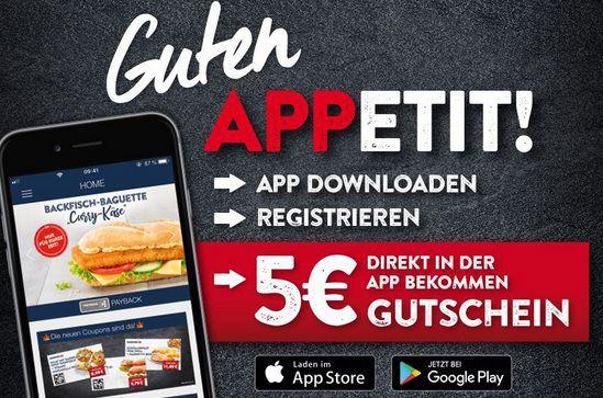 Nordsee: 5€ Gutschein ohne MBW via App