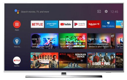 PHILIPS 65 PUS 7354/12   65 Zoll UHD LED TV mit SMART TV & Ambilight für 721,65€ (statt 800€)