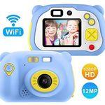 9MP Kinderkamera mit 2 Zoll Farbdisplay & 16GB Speicherkarte für 30,59€ (statt 50€)