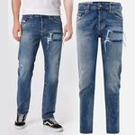 """Diesel Jeans """"Buster"""" in Blue Denim für 67,43€ (statt 130€)"""